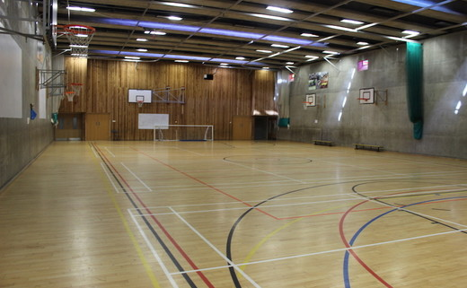 Sports Hall Sports And Fitness Sls Academy Of St