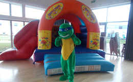 Children's Parties - available throughout the year - chose from- Bouncy Castle, Pool, Football, trampoline and more!