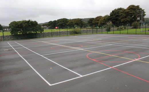 Regular_upper_wharfdale_-_tarmac_muga