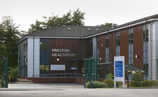 Preston Healthport