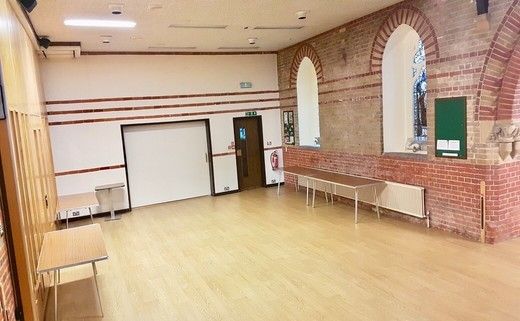 Drama, rehearsals & fitness spaces for Hire