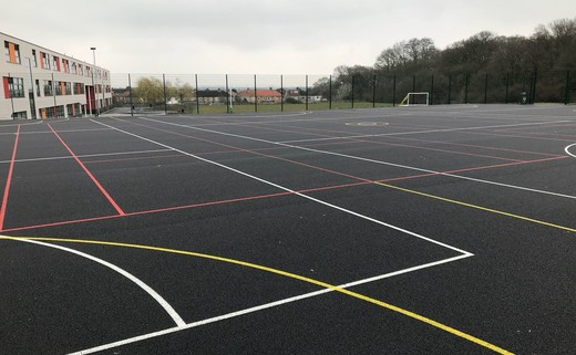 Regular_oak_wood_-_tarmac_muga_1