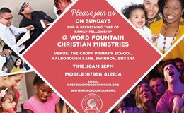 Word Fountain Christian Ministries