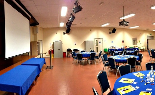 Function Rooms and Large Training Venues