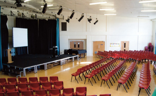 Classrooms, Meeting Rooms & Conference Halls For Hire