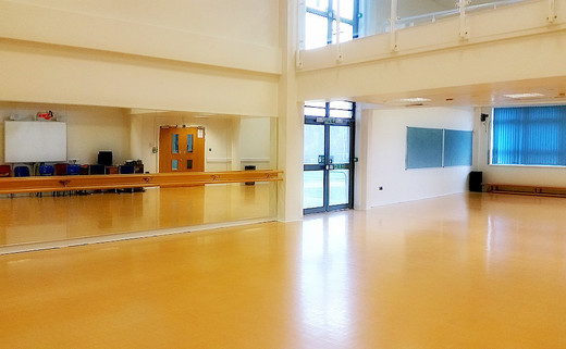 Dance, Drama & Music Studios for Hire