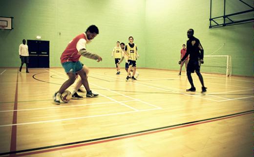 Multi-sport Hall