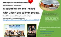 Gilbert & Sullivan present Music from Film and Theater