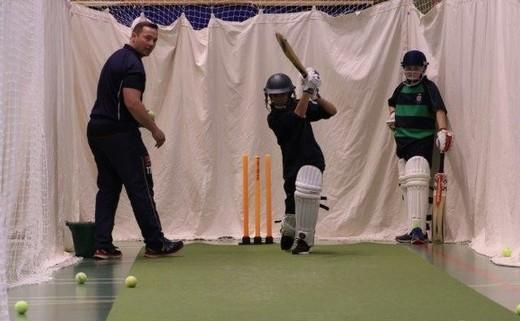Graham Napier Cricket Academy