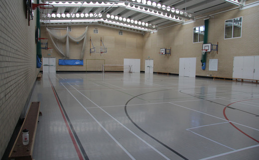 Sports Hall & Outdoor Pitches
