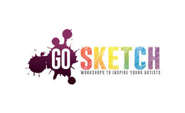 Go Sketch A Land of Ice and Snow