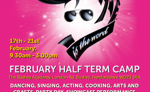 Greece is the word! Candice Conway Theatre School  February half term camp.