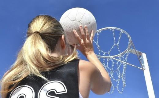 Charlestown netball