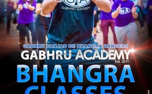 GABHRU ACADEMY Bhangra Class - Every Friday Evening!