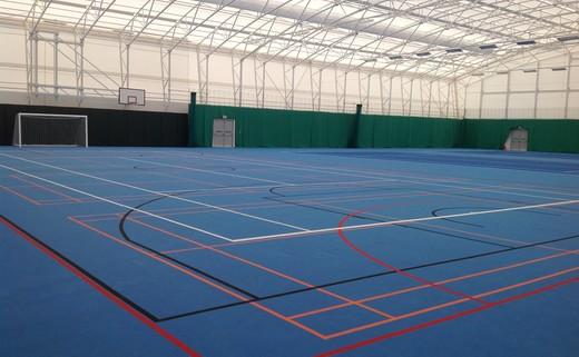 Regular_whole_indoor_sport_space