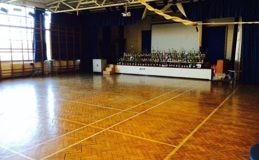 Hire our halls for children's parties