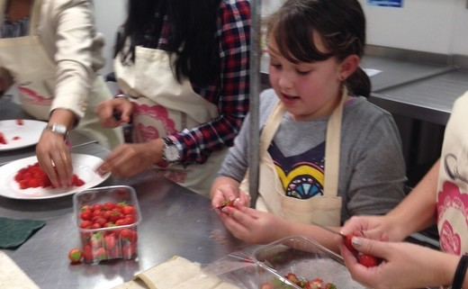 Greenwich Pantry: Budding Chefs