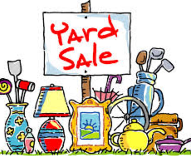 Marshland Yard Sale and Farmers Market