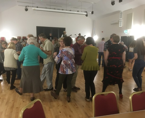 Great Night at the Ceilidh Barn Dance