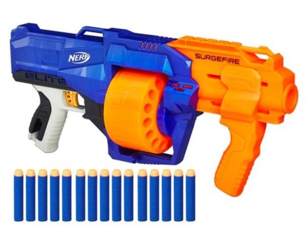 Firearms Surrender!