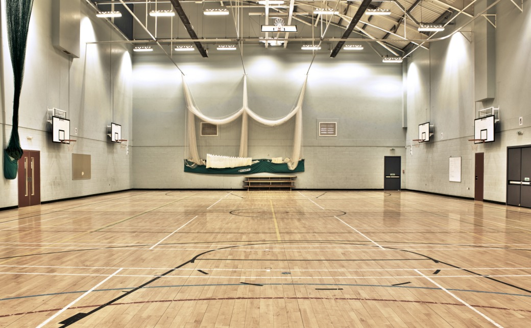 Hire our fantastic sports hall