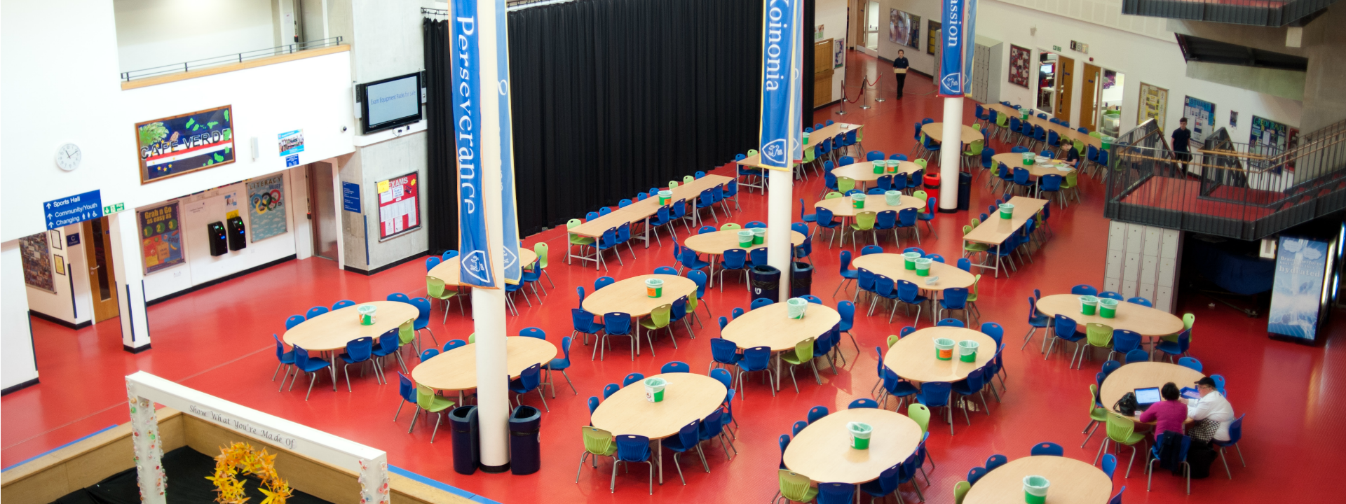 Excellent events facilities...