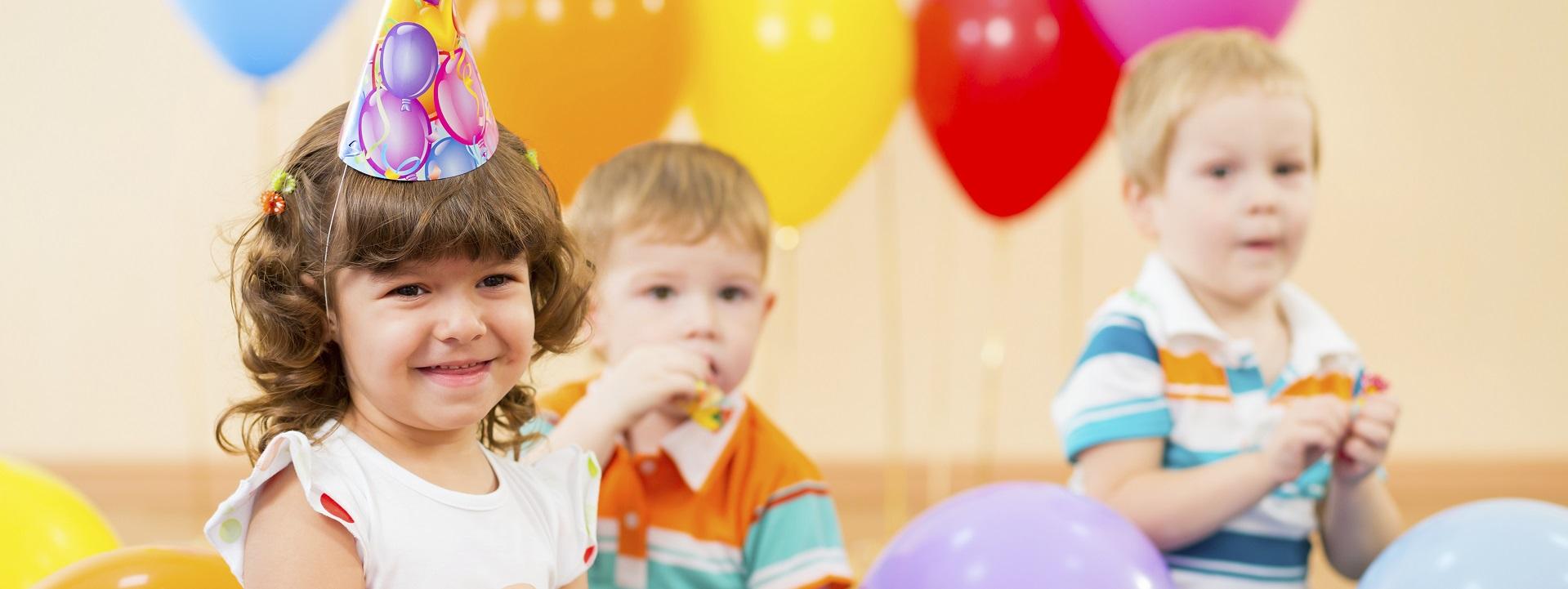 Children's party hire...