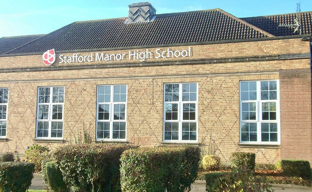 Stafford Manor High School Facilities For Hire  Stafford  St17
